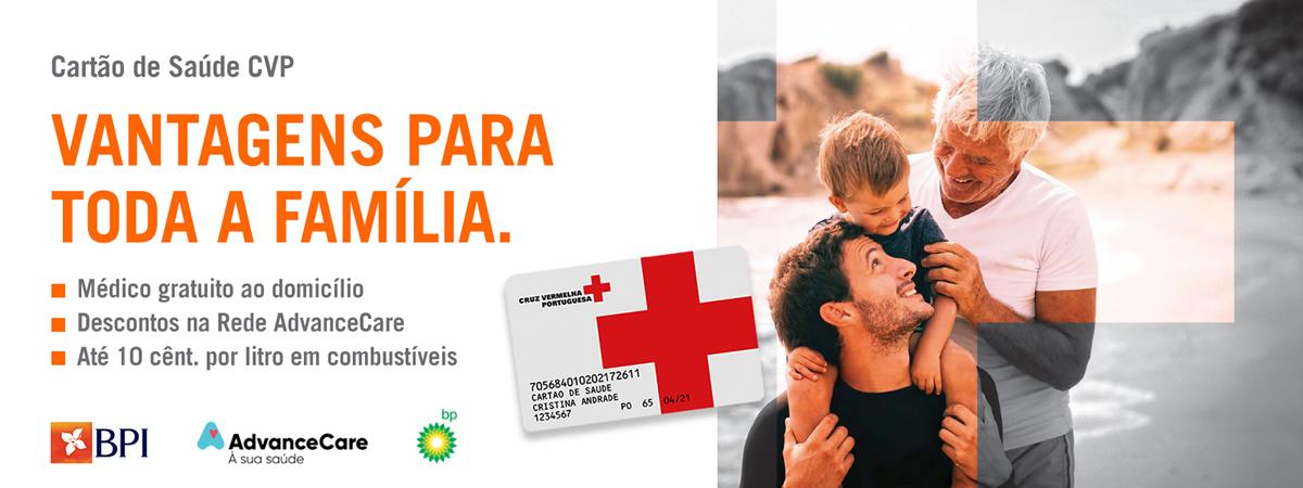 Cartão de Saúde CVP